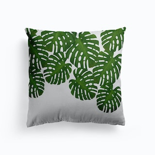 Monstera Leaf I Cushion