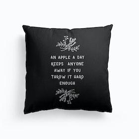 An Apple A Day Cushion