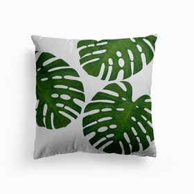 Monstera Leaf Iii Cushion