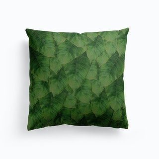 Banana Leaf I Cushion