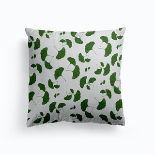 Ginkgo Leaf I Cushion