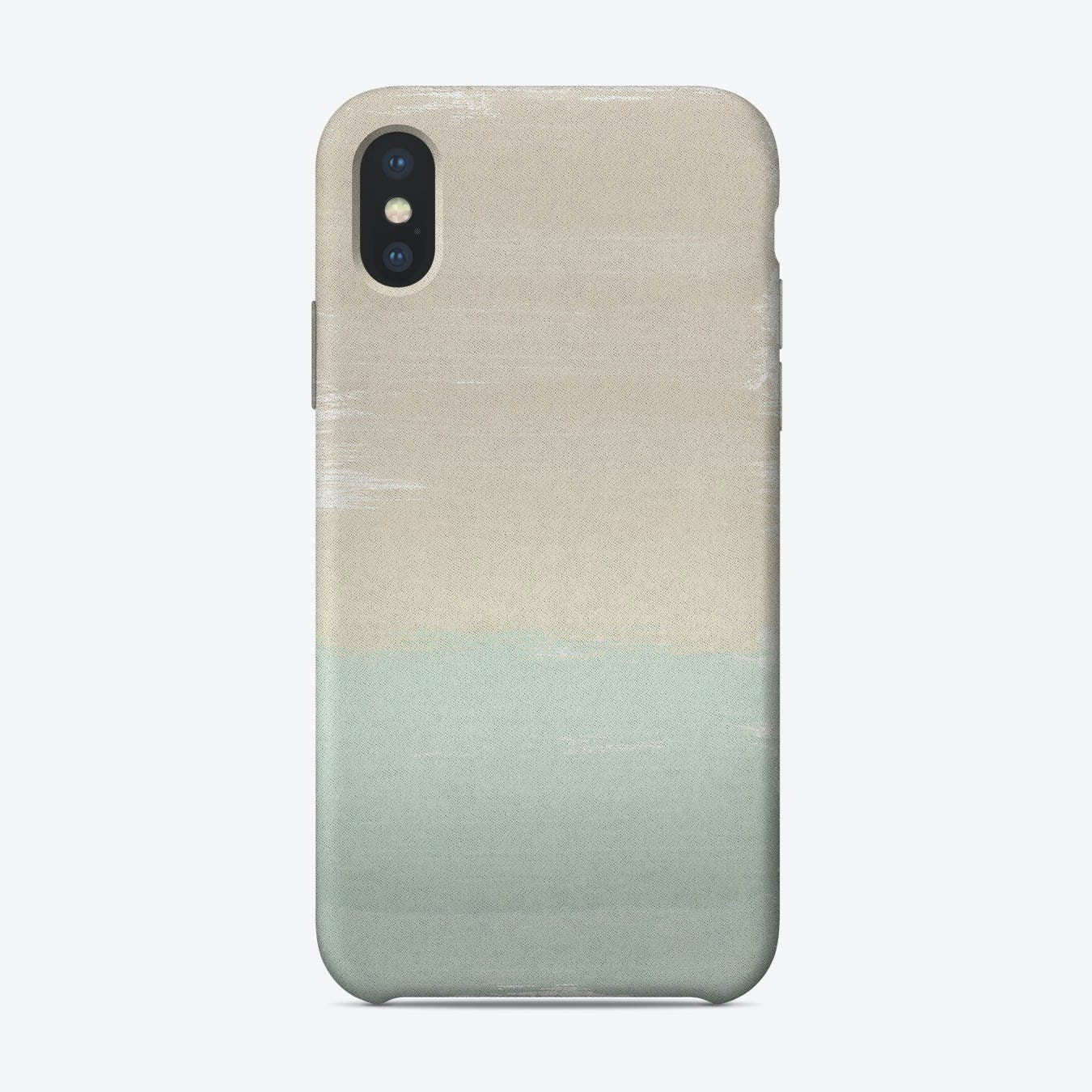Pastel Abstract iPhone Case