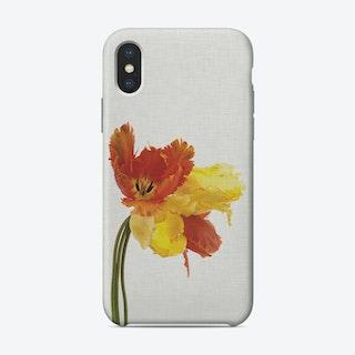 Tulip Still Life iPhone Case