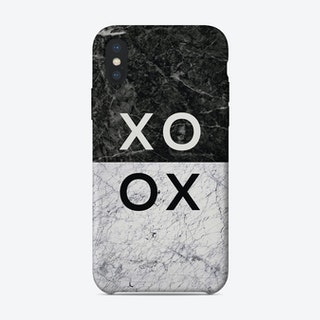 XO B&W iPhone Case