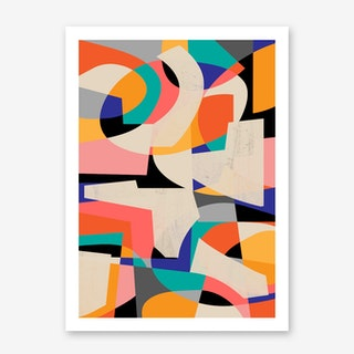 Colour Shot III Art Print
