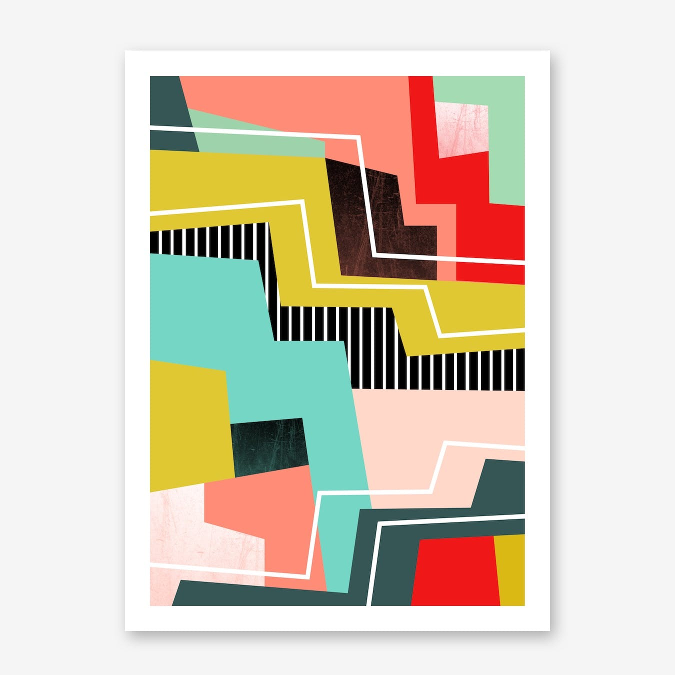 Colour Block I