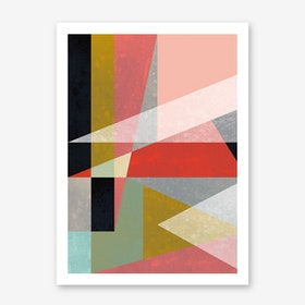Canvas II Art Print