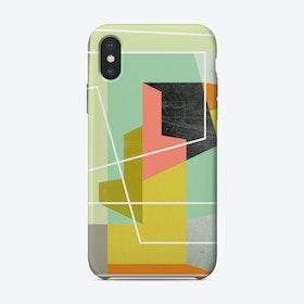 COLORBLOCK II iPhone Case