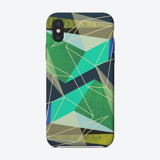 COLORBLOCK VI iPhone Case