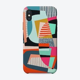 COLORSHOT iPhone Case