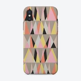 GRAPHIC #4 iPhone Case
