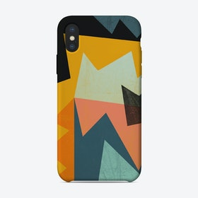 GRAPHIC #5 iPhone Case