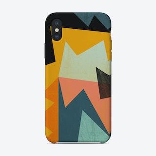 GRAPHIC #5 iPhone Case