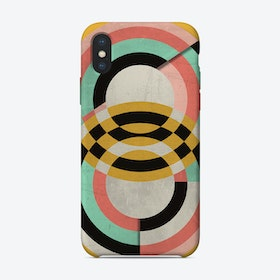 GRAPHIC #7 iPhone Case