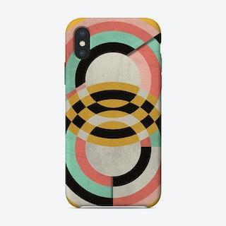 GRAPHIC #7 iPhone Case
