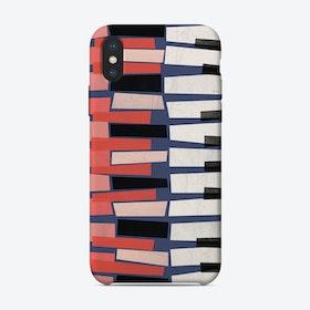 JAZZOMETRY iPhone Case