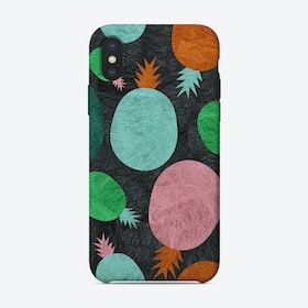 PAPER PINEAPPLES iPhone Case