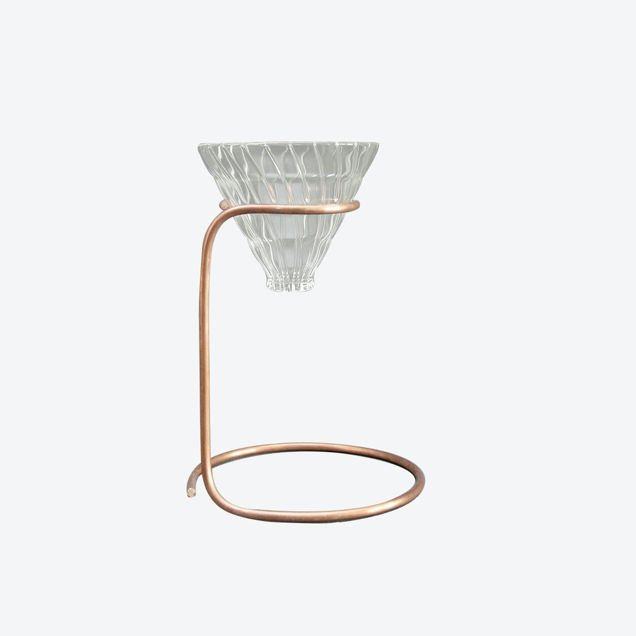 Coffee Stand -  Copper Stand