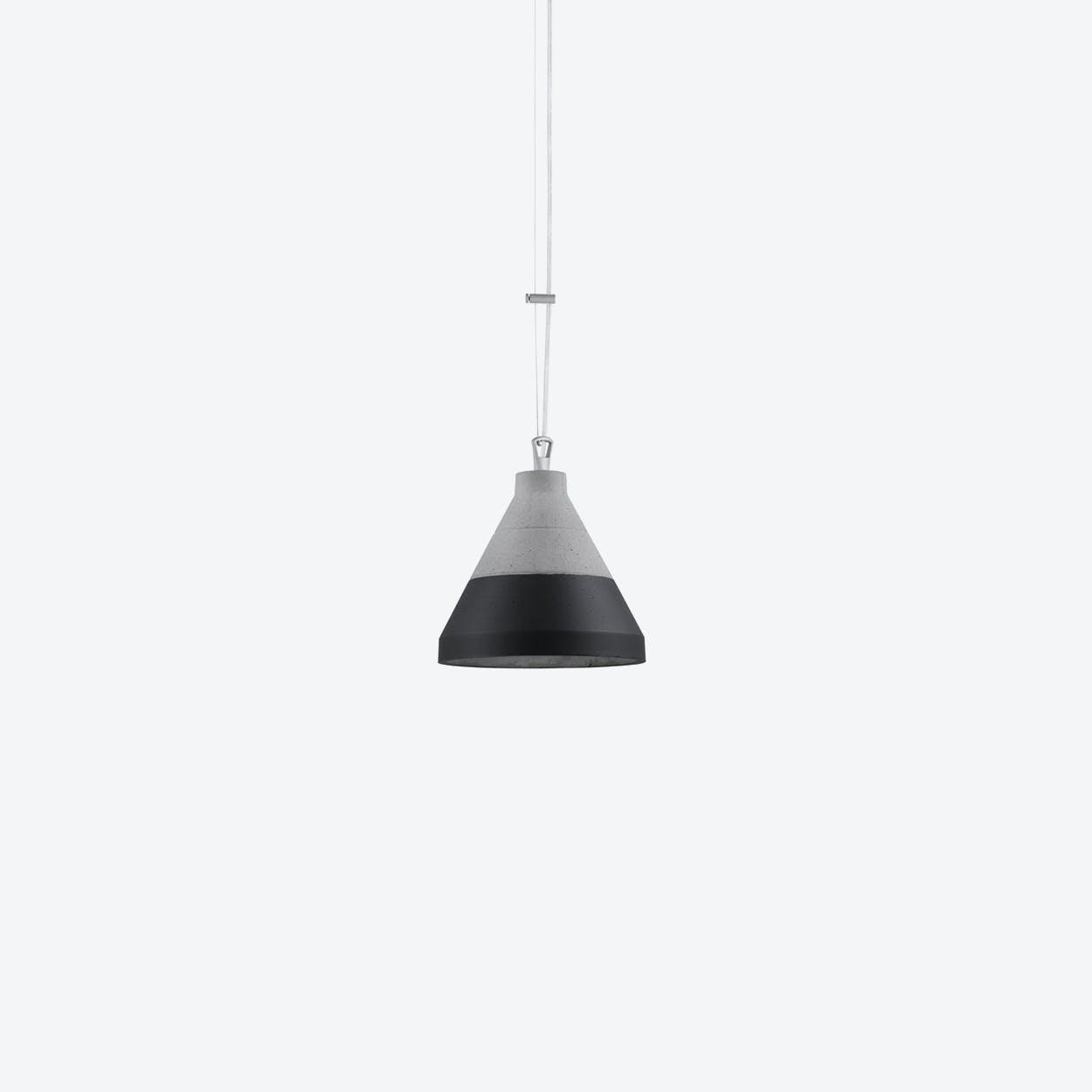 Craft Pendant Lamp in Black