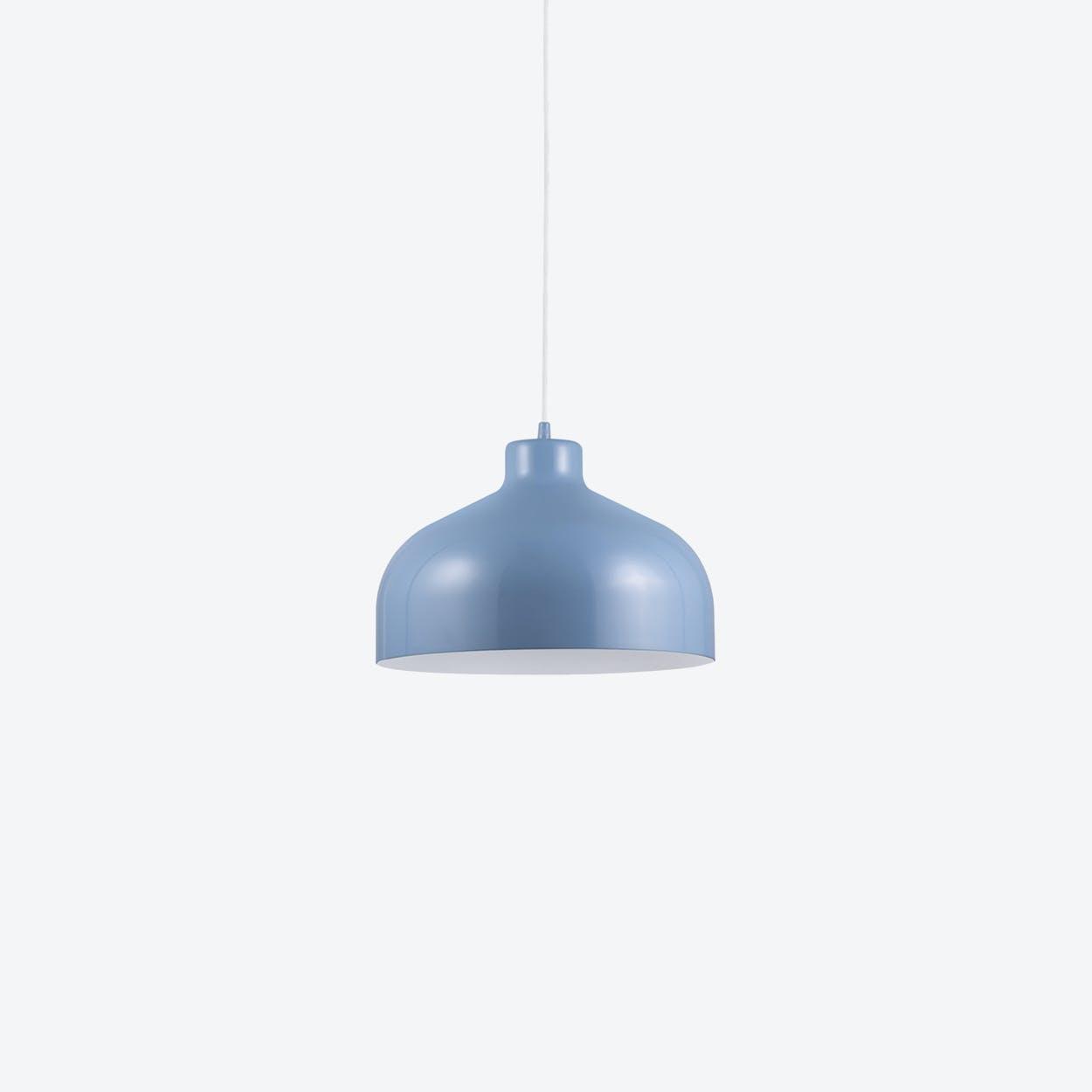B&B Pendant Lamp in Blue