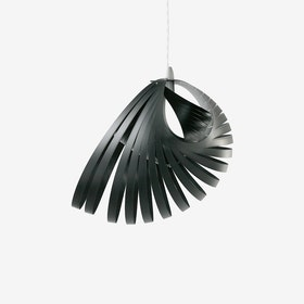 Nautica Pendant Light Shade in Black