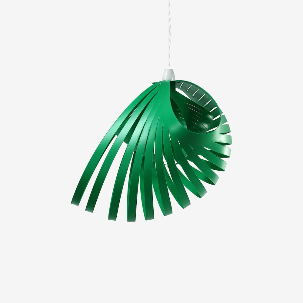 Nautica Pendant Light Shade in Green
