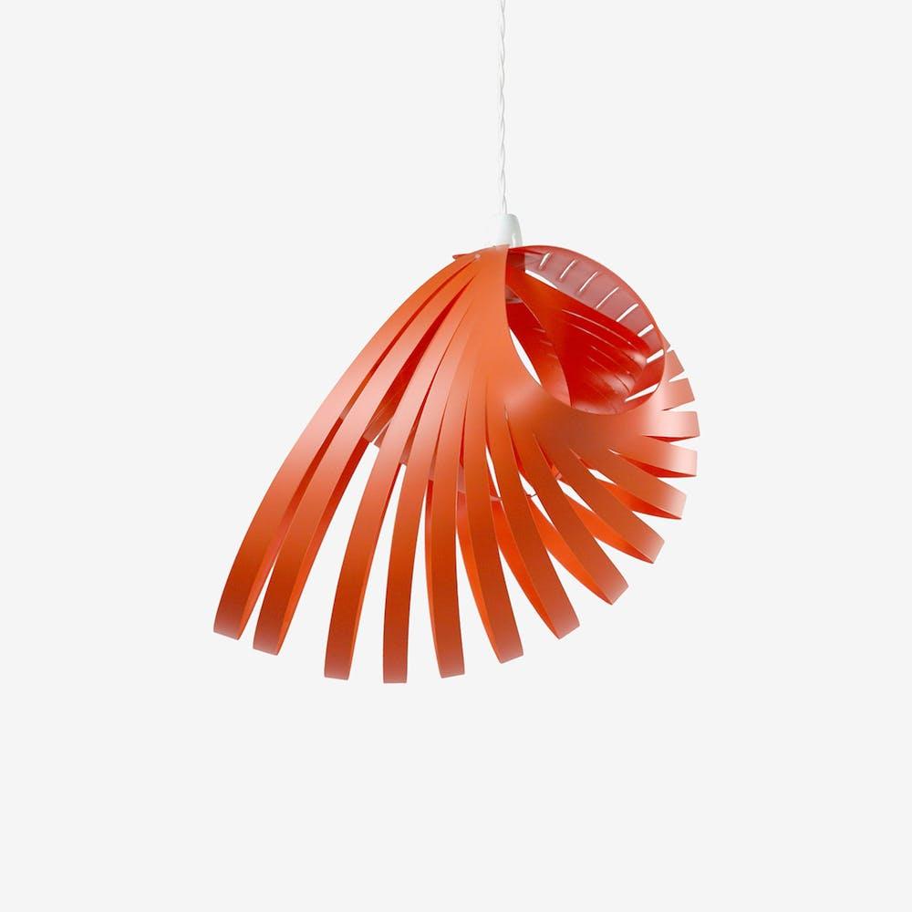 Nautica Pendant Light Shade in Orange