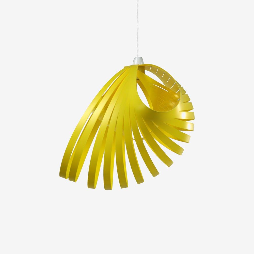 Nautica Pendant Light Shade in Yellow