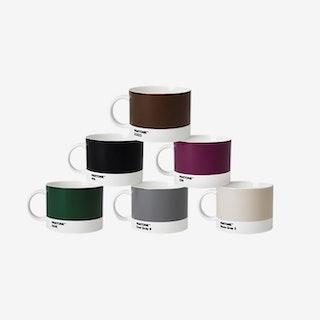 Porcelain Tea Cups (Natural Tones)