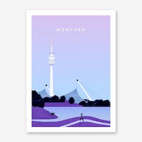 München Art Print