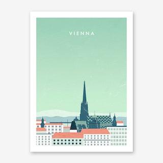 Vienna Art Print