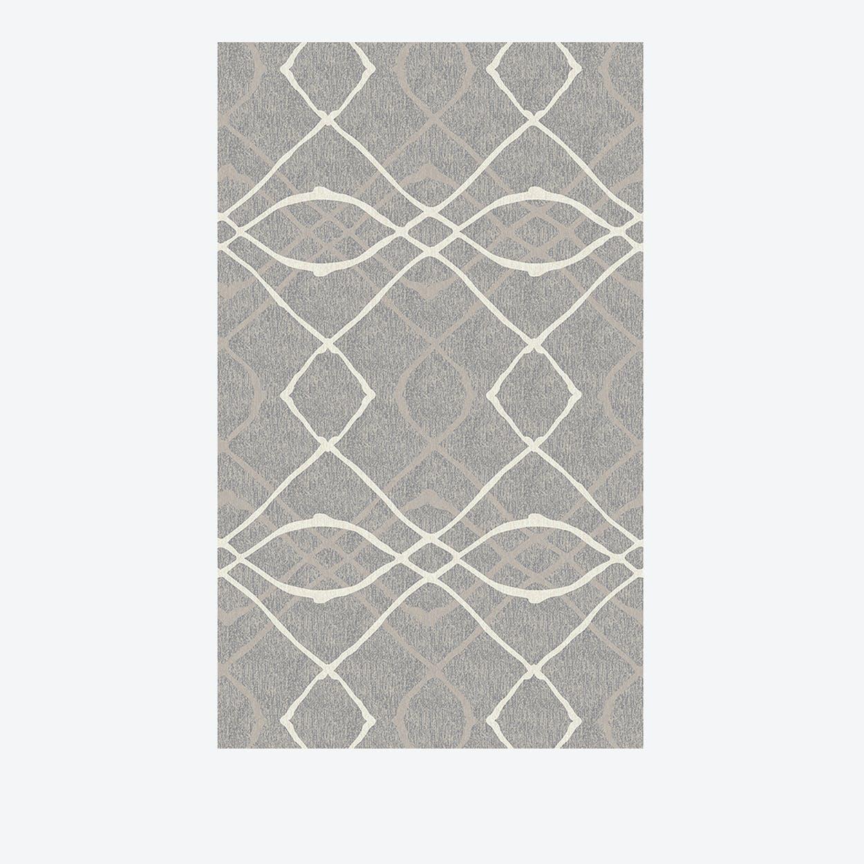 Amara Rug in Grey