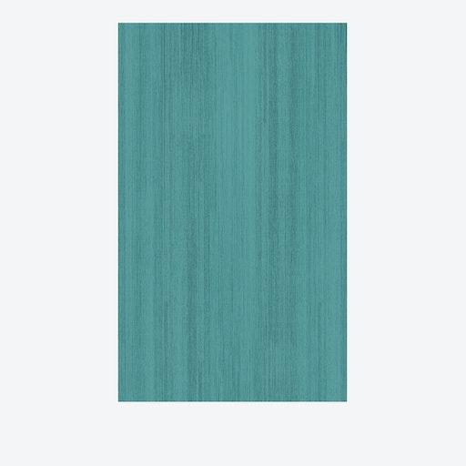 Solid Rug in Textured Ocean Blue