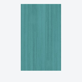Solid Rug in Textured Ocean Blue