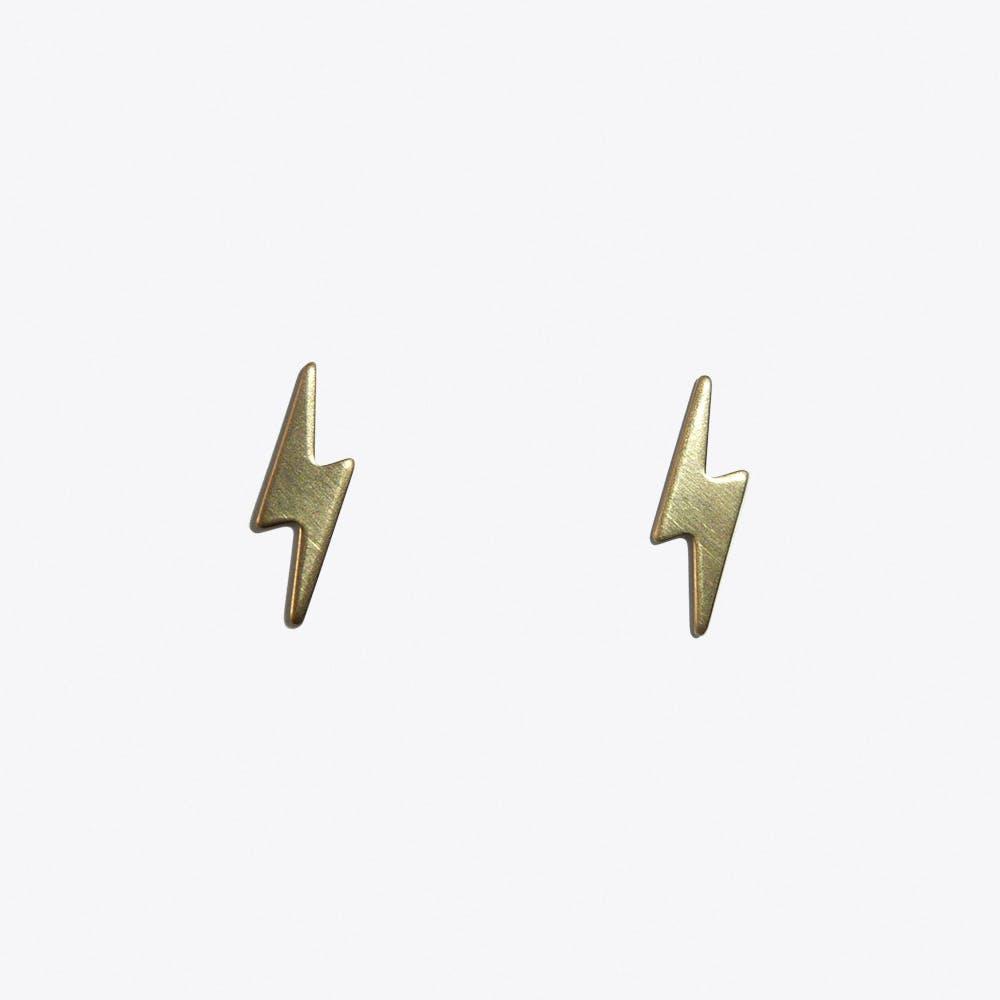 Lightening Stud Earrings