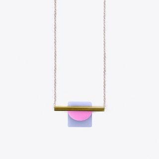 Ursa Necklace in Metallic