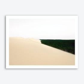 Desert Forest Art Print