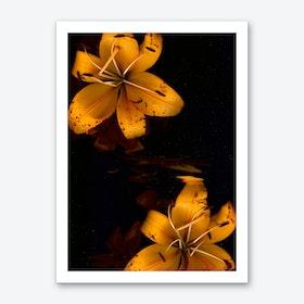 Flower V Art Print