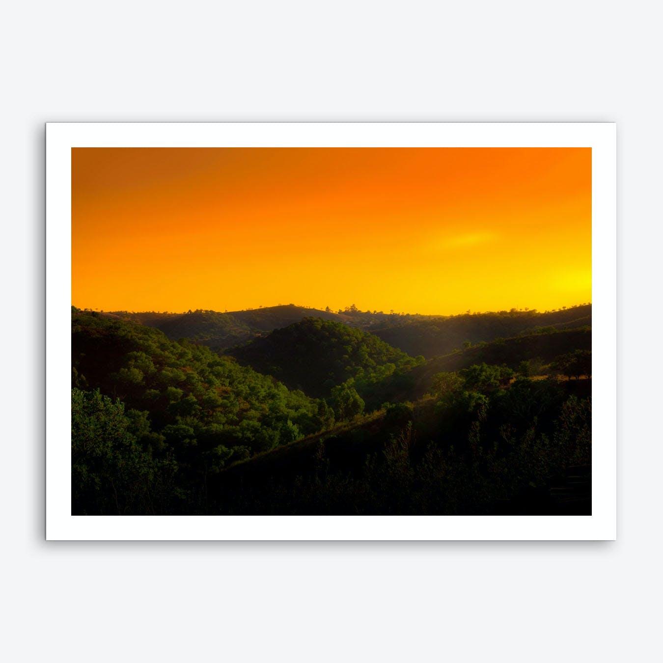 Portuguese Nature Art Print