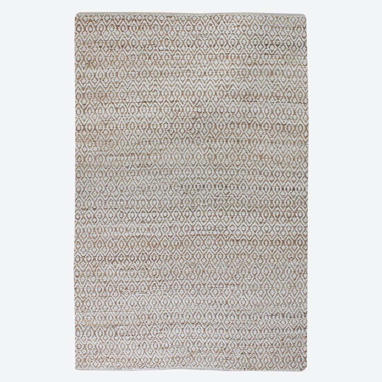 IKARY Rug in Ivory (160x230)