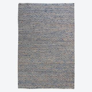 IKARY Rug in Blue (160x230)