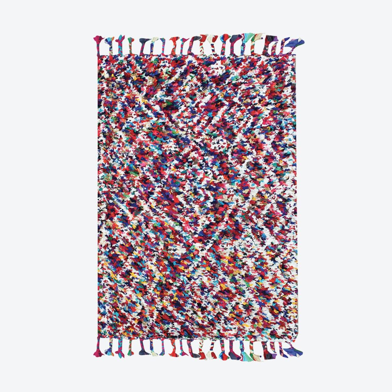 ZOBIA Rug in Multi-Color