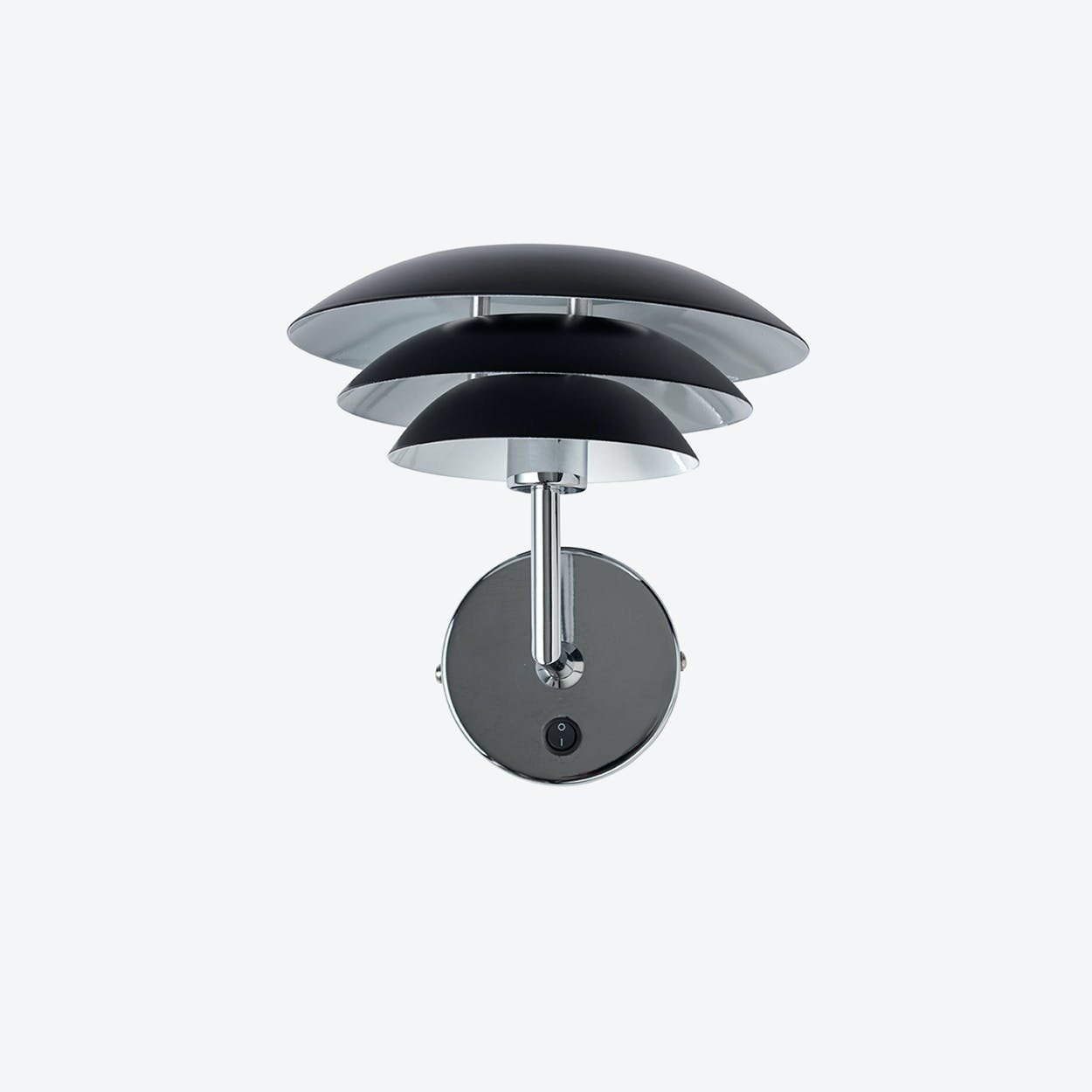 DL20 Nyhed Wall Light in Black