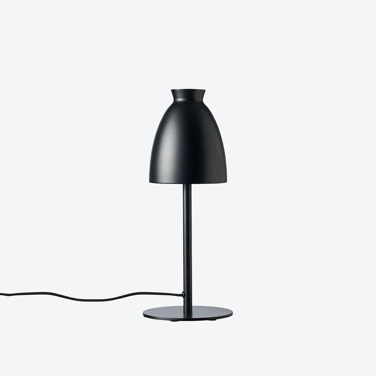 Milano Table Lamp in Black