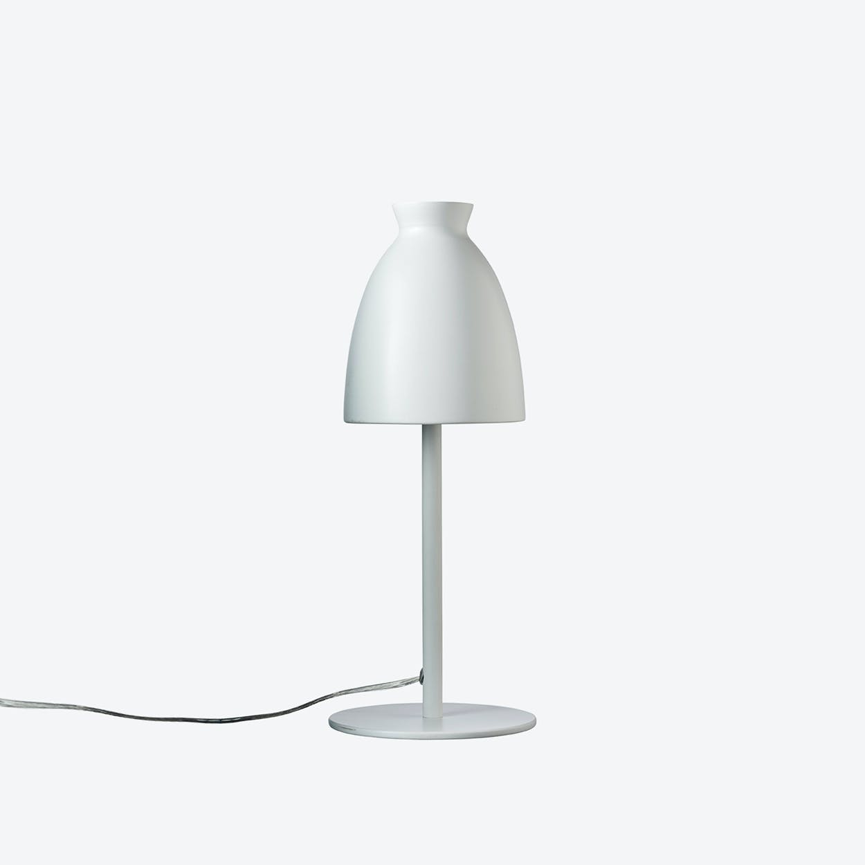 Milano Table Lamp in White