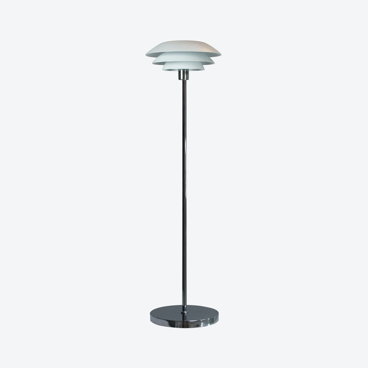 DL31 Floor Lamp in Matte White