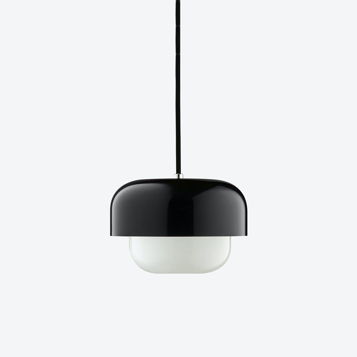 Haipot Pendant Lamp in Yang Black
