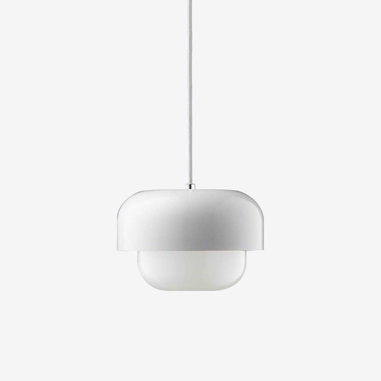 Haipot Pendant Lamp in Yin White