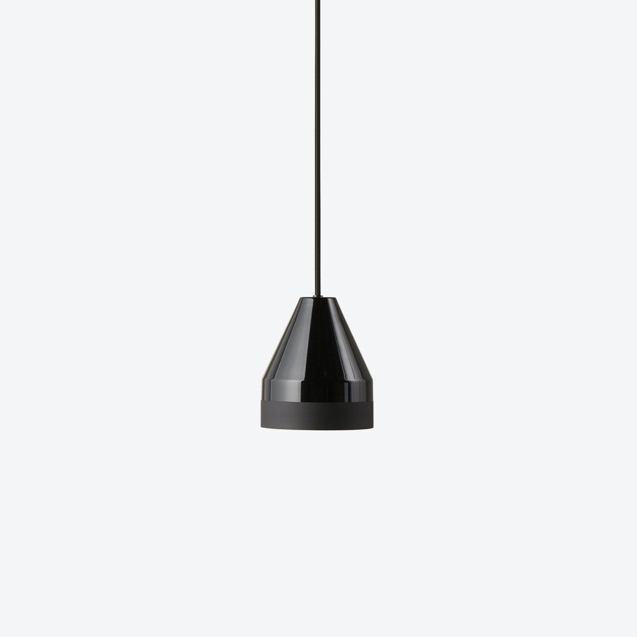 Crayon Pendant in Black