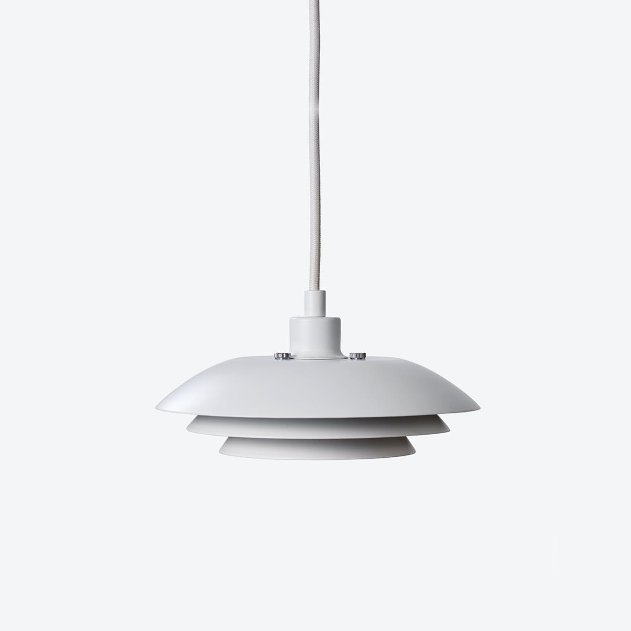 DL20 Nyhed Pendant Lamp in White